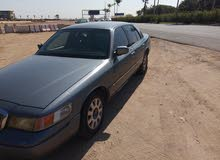 Grey Ford Crown Victoria 1999 for sale
