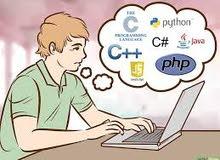 مدرس برمجة و تصاميم جرافكس وتصميم مواقع انترنت