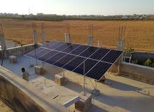 أنظمة طاقة شمسية كاش وأقساط عرض خاص