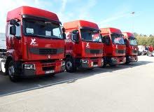 رينو (إكس رود) المجدد ومعاد بنائه بالكامل 2014  THE X-ROAD by Renault Trucks