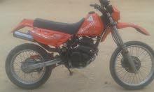 Buy a Used Honda motorbike made in 1997