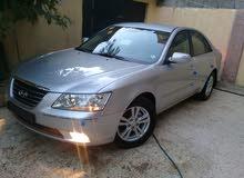 Used condition Hyundai Sonata 2008 with 120,000 - 129,999 km mileage