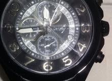 ساعة جديدة غير مستعملة