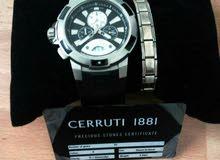 ساعة شيروتي CERRUTI 1881 سويسرية