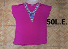 unwanted women's clothes new and used