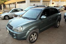 Green Hyundai Tucson 2006 for sale