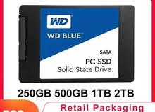 هاردسكات SSD بأسعار خيالية سارع قبل نفاذ الكمية