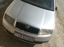 Manual Silver Skoda 2003 for sale