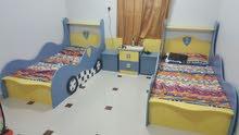 غرفة اطفال نظيفة للبيع