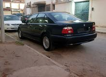 BMW e39 530 2002