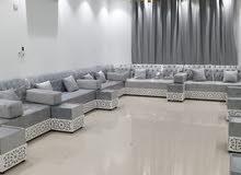 making & repairing majlis sofa couttan wallpaper rollar