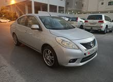 NISSAN SUNNY FULL OPTION 2012 MODEL FOR SALE