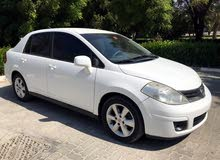 Nissan tiida 2012 in mint condition