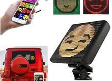 Controlled Emoji Car LED Display Screen