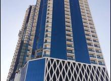 شقة للبيع تكملة أقساط فى برج الواحة على شارع الميناء