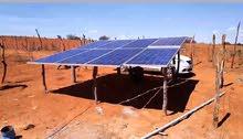 توريد و تركيب كل ما يتعلق بالطاقة الشمسية