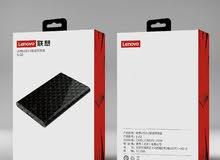 كيس هارد خارجي USB 3.0 وكالة Lenovo يدعم إلى 6 تيرا