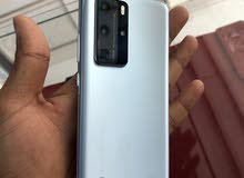 huawei p40 pro 256GB 110% clean mobile only and back cover