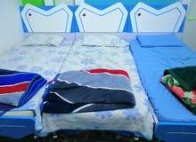 أثاث غرفة نوم أطفال نظيفة