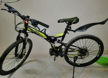 I am selling this cycle for it all most new