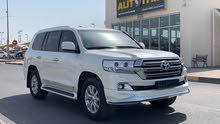 2018 Toyota Land Cruiser GXR V8  Full Service History