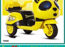 دراجه للاطفال من عمر 2الی6سنین