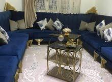 شقة سكنية ممتازة متوسطة في الدور الأول والتشطيب رائع في شارع الوادي المدينه