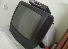 تلفزيون و رسيفره جديد ب 300 الف ل.س