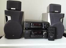 panasonic sound system to sale