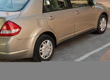 Automatic Gold Nissan 2011 for sale