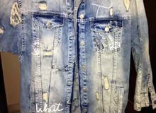 Zara original denim jacket