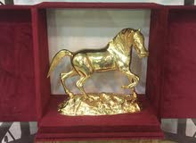 حصان مجسم