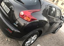 Automatic Black Nissan 2013 for sale