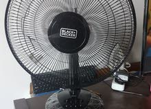 black and Decker 16 inch desk fan