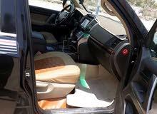 لاندكروز GXR V8 للبيع