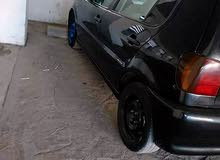 Black Volkswagen Polo 1998 for sale