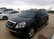 GMC Acadia car is available for sale, the car is in Used condition