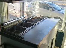 ثلاجة مطعم للبيع