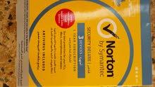 برنامج'Norton  حماية من الفيروسات