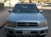 condition Nissan Pathfinder 2001 with  km mileage
