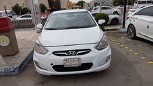 هيونداي اكسنت اوتوماتيك 2012 Hyundai Accent Automatic Very Clean