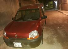 Manual Maroon Renault 2001 for sale