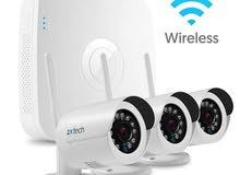 تركيب جميع أنواع كاميرات المراقبة وأجهزة الإنذار