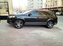 Audi Q7- fully loaded