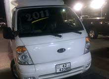 Diesel Fuel/Power   Kia Bongo 2011