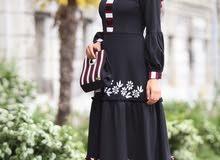 فستان تركي تحفة فاللبس