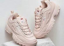 أحذية كويشات fila و LV أخر صيحة