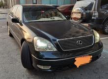 لكزس LS430 فل الترا 2001. Lexus LS430 full ultra 2001