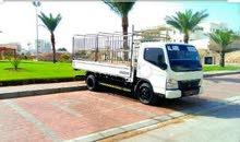 شاحنة (داينا) 3ونص طن//نقل عام موقعنا البريمي