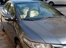 Automatic Grey Honda 2013 for rent